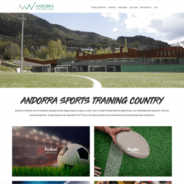 ANDORRA SPORTS TRAINING